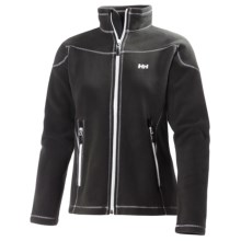 Helly Hansen Zera Fleece Jacket (For Women) in Ebony - Closeouts