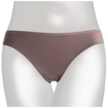 Hema Underwear - Bikini-Cut Briefs (For Women) in Brown - Closeouts