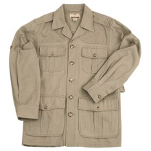 Hemingway Safari Safari Jacket (For Men) in Tan - Closeouts