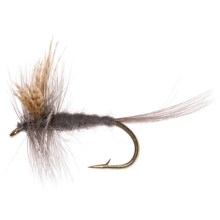 Hendrickson Dry Flies - Dozen in Dark - Closeouts