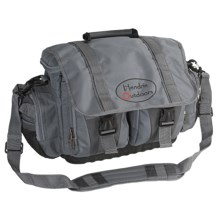 Hendrix Outdoors Mokelumne River Tackle Bag in Grey - Closeouts