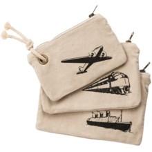 Henley Brands Linen Gear Bags - Set of 3 in Linen - Overstock