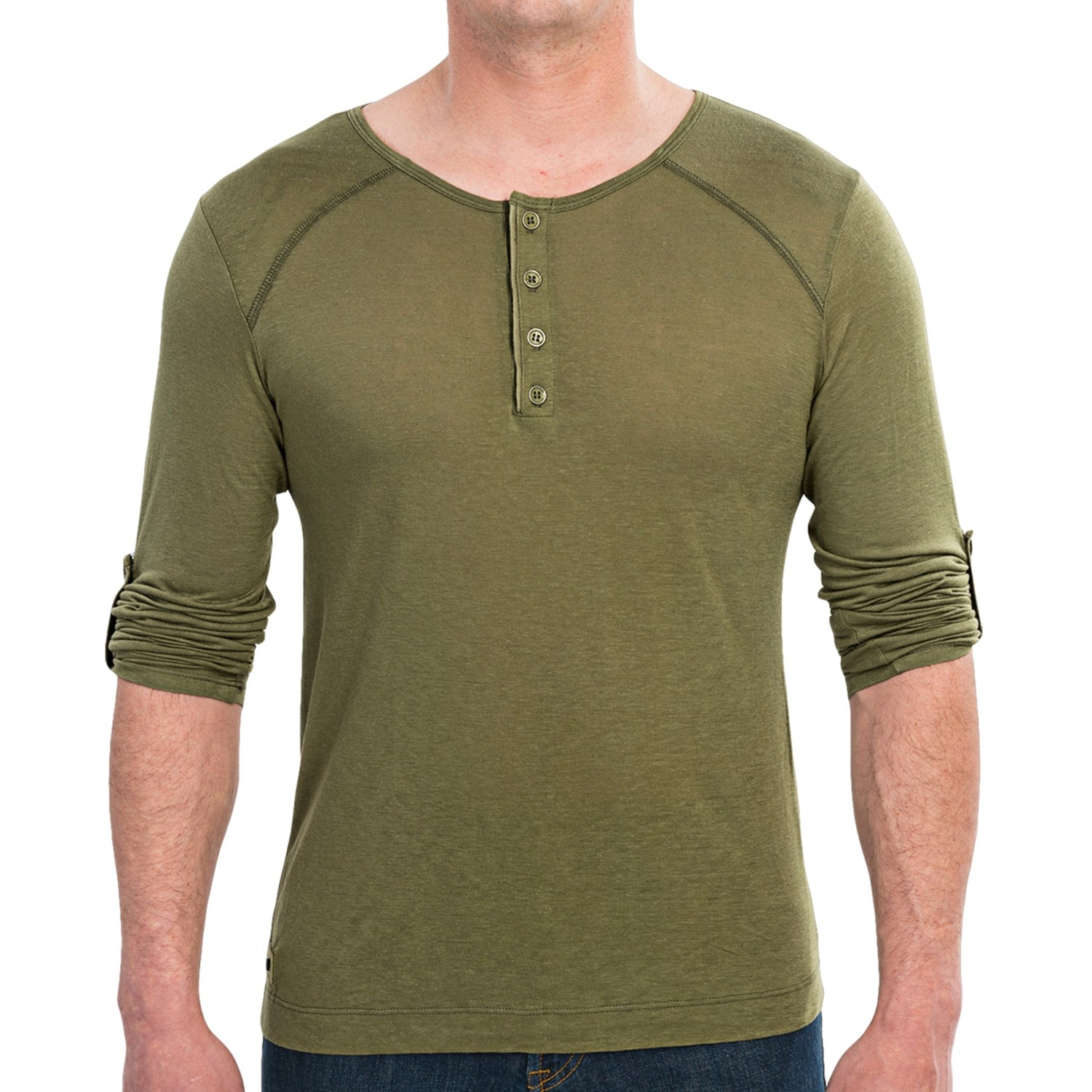 Henley Shirt Long Sleeve For Men Save 89