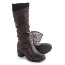 Henri Pierre by Bastien Magda Boots - Waterproof, Leather (For Women) in Brown - Closeouts