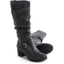 Henri Pierre by Bastien Magda Boots - Waterproof, Leather (For Women) in Grey - Closeouts