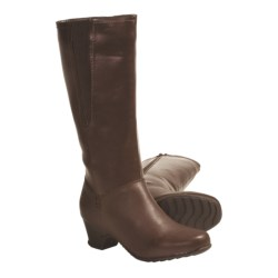 Henri Pierre by Bastien Marissa Winter Boots (For Women) in Dark Brown