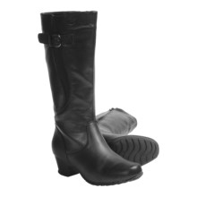 Henri Pierre by Bastien Meghan Winter Boots (For Women) in Black - Closeouts