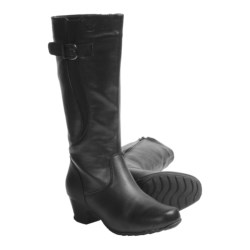 Henri Pierre by Bastien Meghan Winter Boots (For Women) in Black