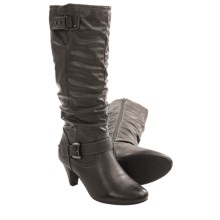 Henri Pierre by Bastien Ranya Boots - Waterproof (For Women) in Grey - Closeouts