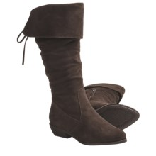 Henri Pierre by Bastien Rena Winter Boots - Suede (For Women) in Godiva - Closeouts