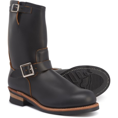 Heritage 9268 Engineer Boots - 11?, Leather,