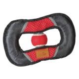 Hero Oxford Loop Tennis Ball Dog Toy - Chew Resistant