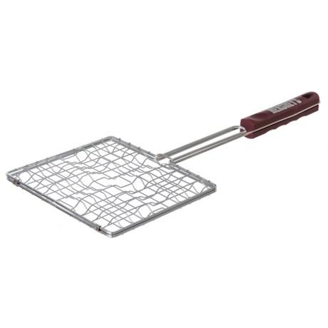 Hersheys S'mores Grilling Basket - Stainless Steel in Silver