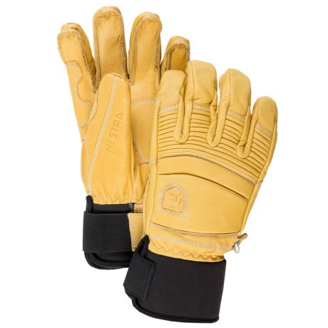 Hestra Fall Line Leather Gloves - Insulated (For Men)