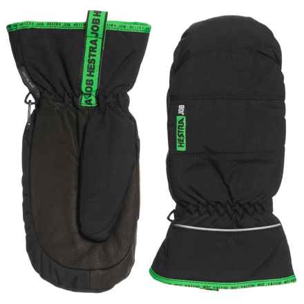Hestra Gore-Tex® Bas Tum Mittens - Waterproof, Insulated (For Men) in Black - Closeouts