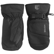Hestra Isaberg CZone Mittens - Waterproof, Insulated (For Little and Big Kids) in Black - Closeouts