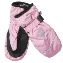 Hestra PrimaLoft® Jr. Mittens (For Little and Big Kids) in Pink - Closeouts