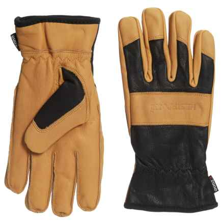 Hestra Winter C-Zone Pro Gloves - Waterproof, Insulated (For Men) in Black/Tan - Closeouts