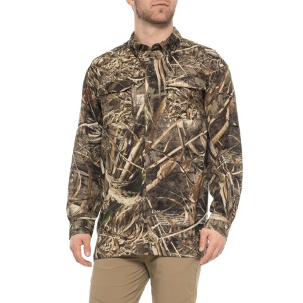0f41c6cb Heybo Boca Grande Fishing Shirt - UPF 30, Long Sleeve (For Men) in