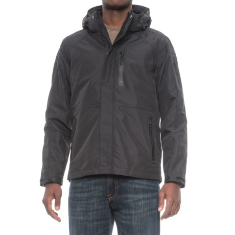 HFX Phantom II 3-in-1 Jacket - Waterproof, Insulated (For Men) in Black
