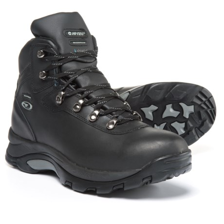 Hi-Tec Altitude IV Hiking Boots - Waterproof (For Men)