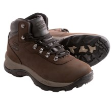 Hi-Tec Altitude IV Hiking Boots - Waterproof (For Men) in Dark Chocolate - Closeouts