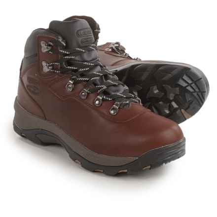 Hi-Tec Altitude IV Plus Hiking Boots - Waterproof (For Men) in Oxblood - Closeouts