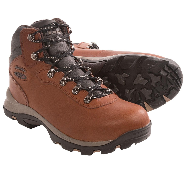 deals hi tec altitude iv plus hiking boots waterproof