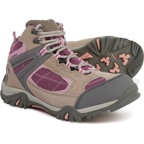 ecfb7b561bf Hi-Tec Altitude Lite I Hiking Boots (For Girls) - Save 37%