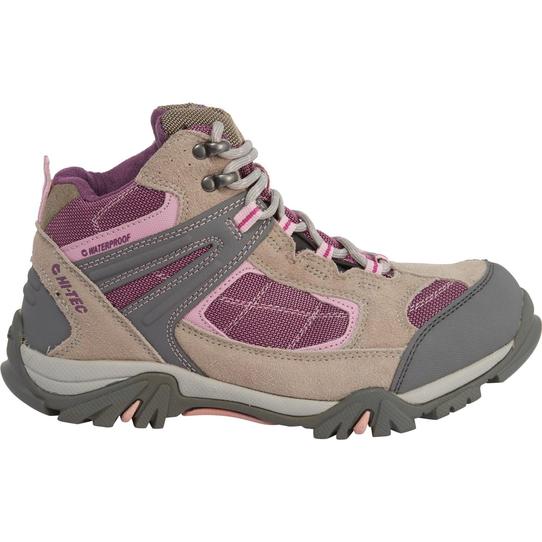 3af543ccd2e Hi-Tec Altitude Lite I Hiking Boots (For Girls) - Save 37%
