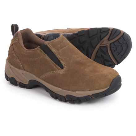 Hi-Tec Altitude Moc Suede Shoes - Slip-Ons (For Women) in Desert - Closeouts