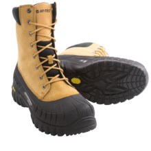 Hi-Tec Boulder Pac Boots - Waterproof, Insulated (For Men) in Wheat - Closeouts