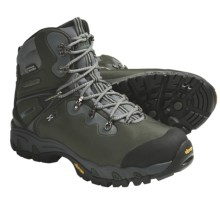 Hi-Tec Cascadia eVent® WPI Hiking Boots (For Men) in Dark Forest/Black/Graphite - Closeouts