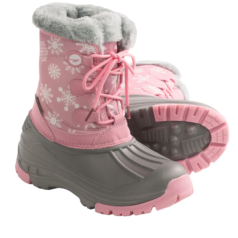 Compare Pink Snow Boots | Santa Barbara Institute for ...