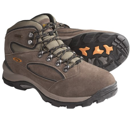 Hi-Tec Coronado Hiking Boots - Waterproof (For Men) in Smokey Brown