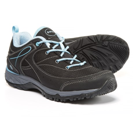 Hi-Tec Equilibrio Bijou Low Hiking Shoes (For Women)