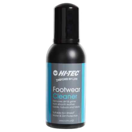 Hi-Tec Footwear Cleaner - 150ml in See Photo - Closeouts
