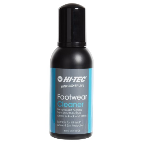 Hi-Tec Footwear Cleaner - 150ml in See Photo