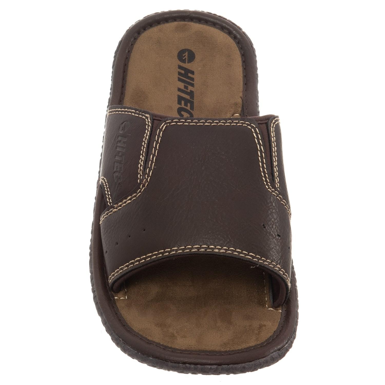 4701329409ac Hi-Tec George Slide Sandals (For Men) - Save 42%