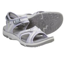 Hi-Tec Harmony Life Strap Sandals (For Women) in Pewter - Closeouts