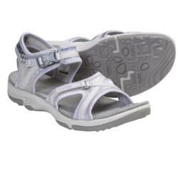 Hi-Tec Harmony Life Strap Sandals (For Women) in Pewter