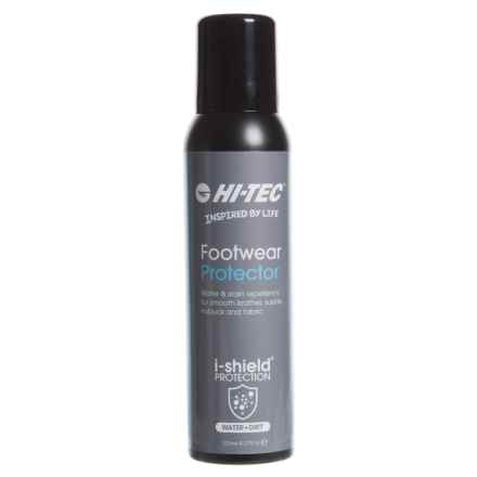Hi-Tec i-shield® Footwear Protector - 125ml in See Photo - Closeouts