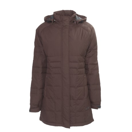 Hi-Tec Madison Avenue Down Parka (For Women) in Antigo