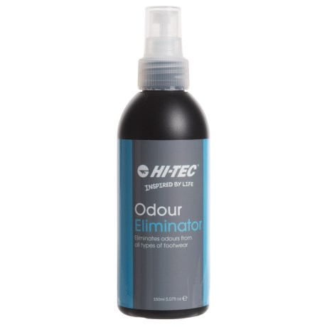 Hi-Tec Odor Eliminator Spray - 150ml in See Photo