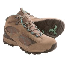 Hi-Tec Ohio Hiking Boots - Waterproof (For Women) in Old Moss/Dusty Mint - Closeouts