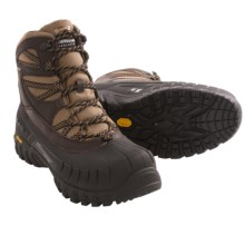 Hi-Tec Ozark Snow Boots - Waterproof, Insulated (For Men) in Dark Chocolate - Closeouts