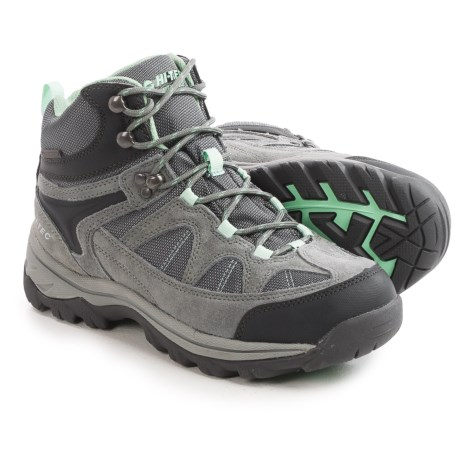 Hi-Tec Peak Lite Mid Hiking Boots - Waterproof (For Women)