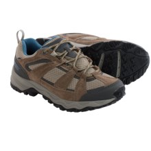 Hi-Tec Perpetua Low Hiking Shoes - Waterproof (For Women) in Cocoa Brown - Closeouts