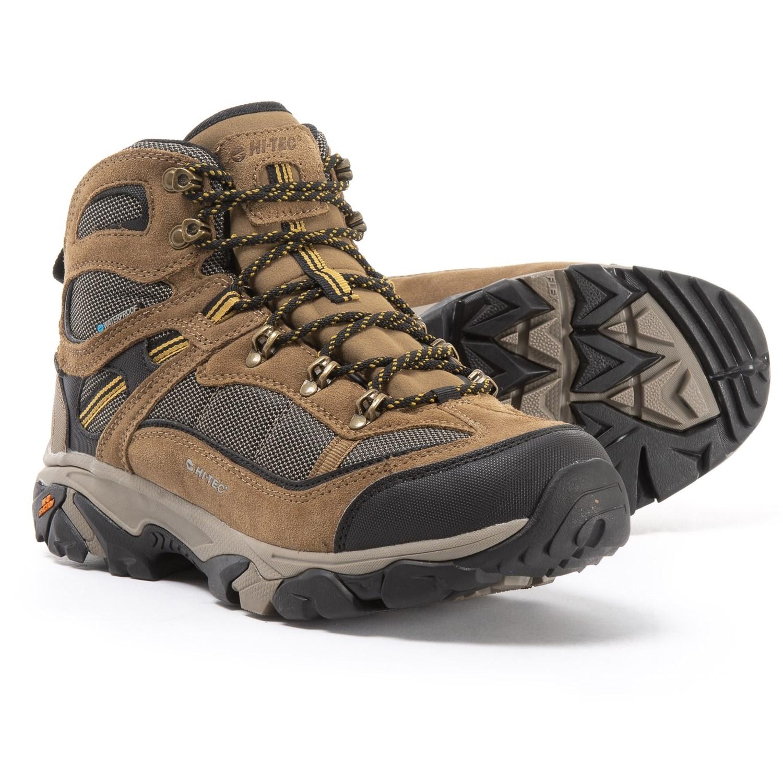 59ca46f5861 Hi-Tec Ravus Explorer Mid Hiking Boots - Waterproof (For Men)