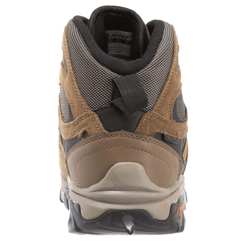 fa1d803a5b9 Hi-Tec Ravus Explorer Mid Hiking Boots - Waterproof (For Men)